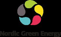 Nordic Green Energy logo